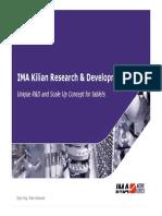 0.2011 IMA Kilian R+D concept