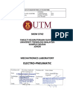 SKEM 3742 Electro Pneumatic Labsheet