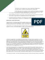 Normativa Riesgos Eléctricos