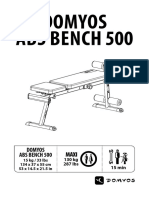 Abs Bench 500 Manual 3es