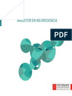 Magister Neurociencia