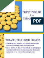 La Ciencia de La Farmacoterapia