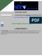 Bond Enthalpy (Bond Energy)