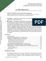 enviromental governance - 2006.pdf