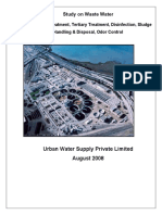 Wastewater Treatment Final Report