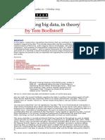 Boellstorff - Making Big Data in Theory