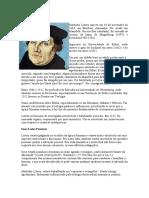 Biografias Reformadores