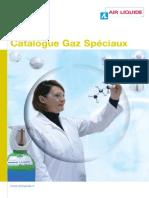 Catalogue Gaz Spéciaux