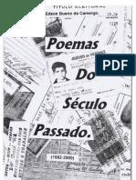 Poemas Do Seculo Passado (1982-2000)