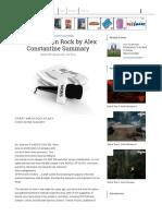 Covert War on Rock Summary