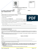 WT Form 19