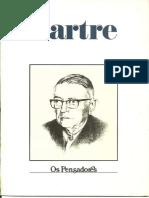 Sartre - Os Pensadores