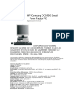 HP Compaq DC5100 Small Form Factor PC (1)