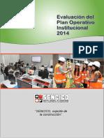 EVALUACIÓN DEL POI 2014.pdf