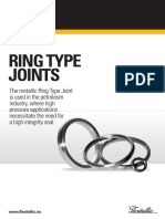 Ring Type Joint Brochure 2016