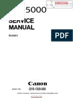 Cannon BJC5000 Printer