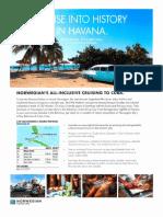 NCl Havana Cruise