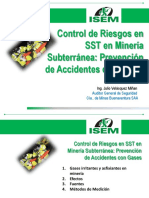 Prevención de Accidentes Con Gases