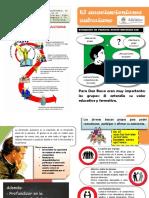 folleto asociacionismo
