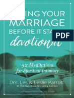 Saving Your Marriage Before It Starts Devotional Sample