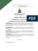 Reglamento de Las Disposiciones Generales Del Presupuesto