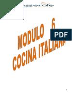 Gastronomia Italiana Teoria Nuevo