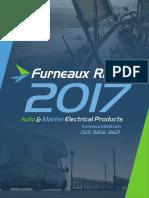 Furneaux Riddall Catalogue 2017