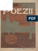 1910 Cerna, Panait (1881-1913) Poezii