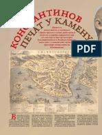 Nastanak Carskog Grada Konstantinov Peca