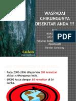 Penyuluhan Chikungunya