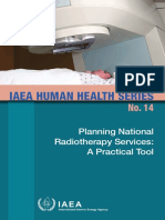 IAEA HHS 14 PlanningNationalRadiotherapyServices APracticalTool