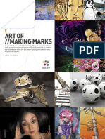 Art of Making Marks - Book