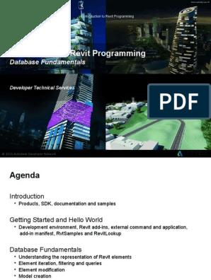 Revit Structure Sample Project Pdf