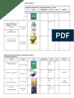 Listas Bibliográficas Metas Educação Literária_4º Ano