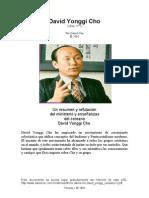 David-cho,David Yonggi Celulas(v1)