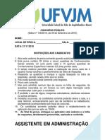 prova 1 Assistente em Administracao.pdf