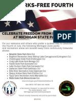Fireworks-Free Fourth Flyer 2017