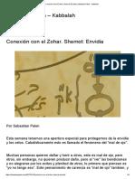 Conexión Con El Zohar