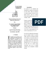 Microsoft Word - Impacto de Los Precios El Salvador Maestr