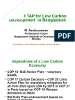 TNA and TAP for Climate Change Mitigation-2015