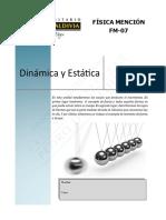 6461-FM 07 - Dinámica y Estática SA-7%