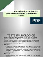 Metode Imunologice Utilizate in Laboratorul Clinic