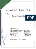 Universal FM Case