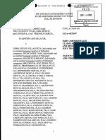 120926 US v Chris S. Villanueva, Trung M. Tang, Mauricio Dardano, Gabriel Shahwan, Akhil Reddy, MB2 Dental Solutions et. al.