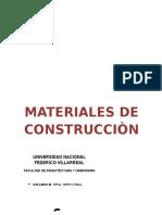 Materiales de Construcción 1