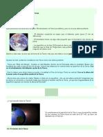 Estructura y Movimientos de La Tierra (Biosfera)