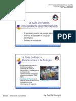 Los Grupos Electrogenos