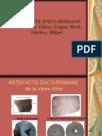Artefacte Daco Romane