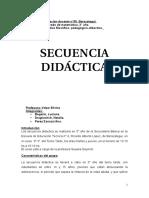 Secuencia Didactica(1)