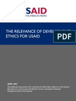 (2005) David A. Crocker y Stephen Schwenke. The relevance of development ethics for USAID.pdf